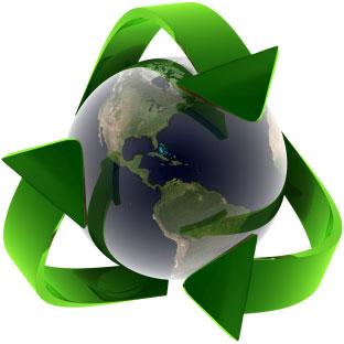 Nueva maquinaria de reciclaje