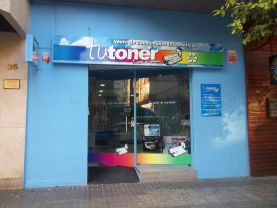 Nueva tienda en Valencia